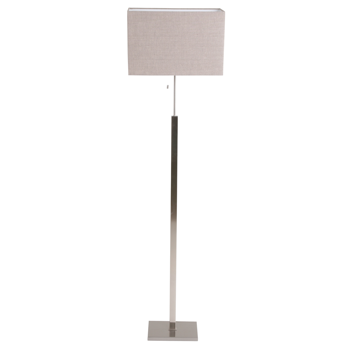 blaise moderne stehlampe stahl beige stehlampen online. Black Bedroom Furniture Sets. Home Design Ideas